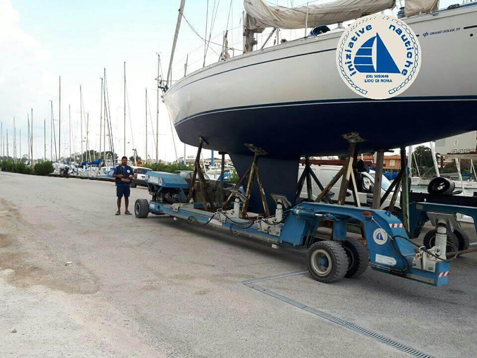 cantiere navale iniziative nautiche rimessaggio manutenzione barche ostia (1)